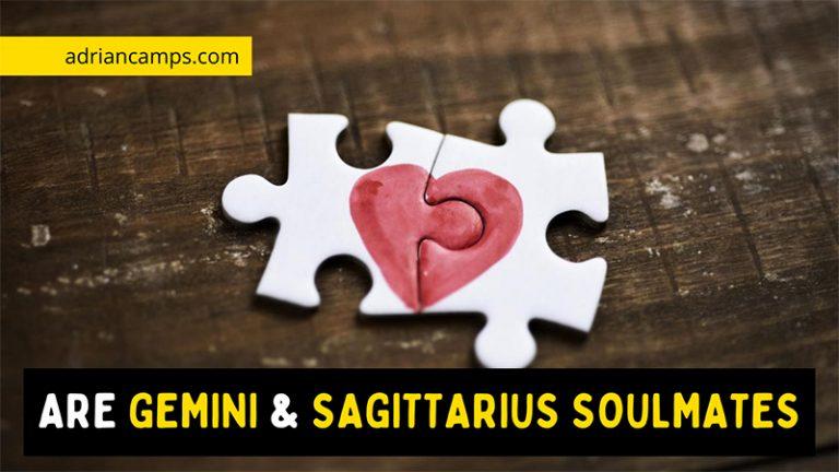 Are Gemini and Sagittarius Soulmates