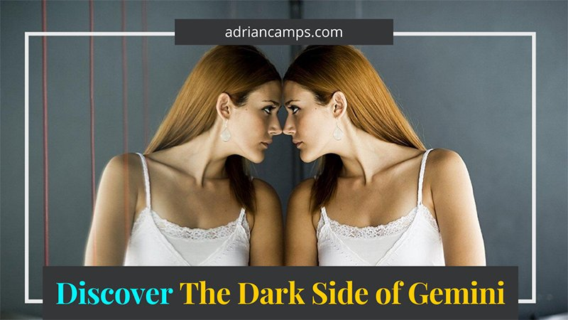 insight into the dark side of a gemini