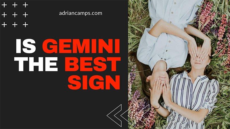 best traits of gemini zodiac sign