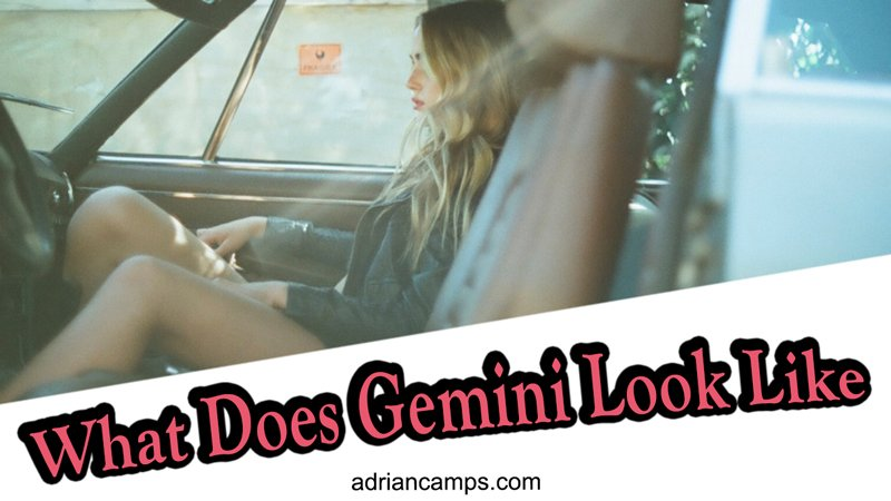 the look of gemini zodiac