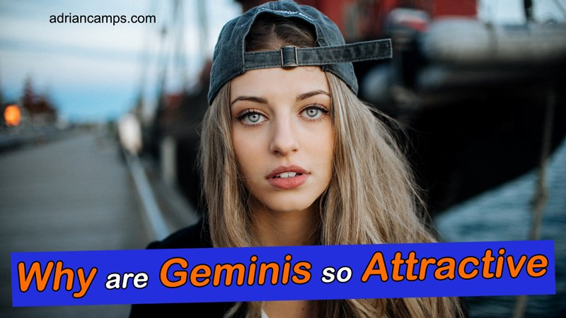 qualities making geminis attractive