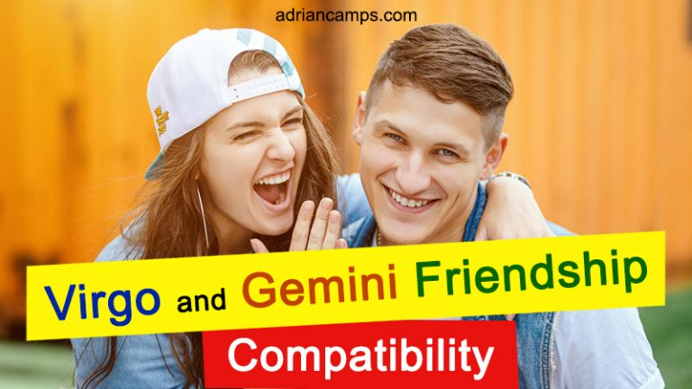 Virgo and Gemini Friendship Compatibility (Besties or NOT)