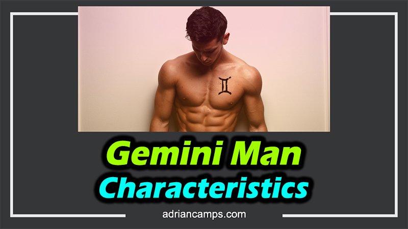 gemini man special characteristics